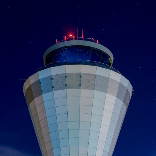 Birmingham ATC Control Tower